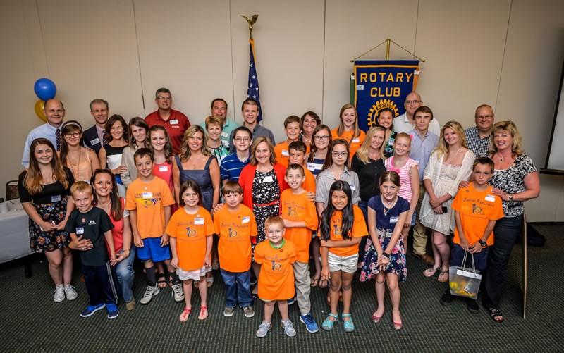 Cabarrus County Junior Rotarians