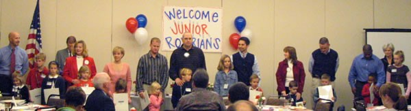 Cabarrus County Junior Induction