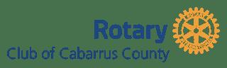 Cabarrus County Rotary Club logo